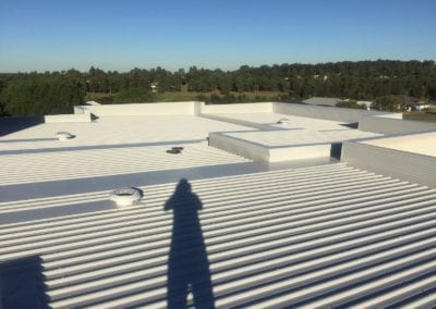 Hunter commercial roofing