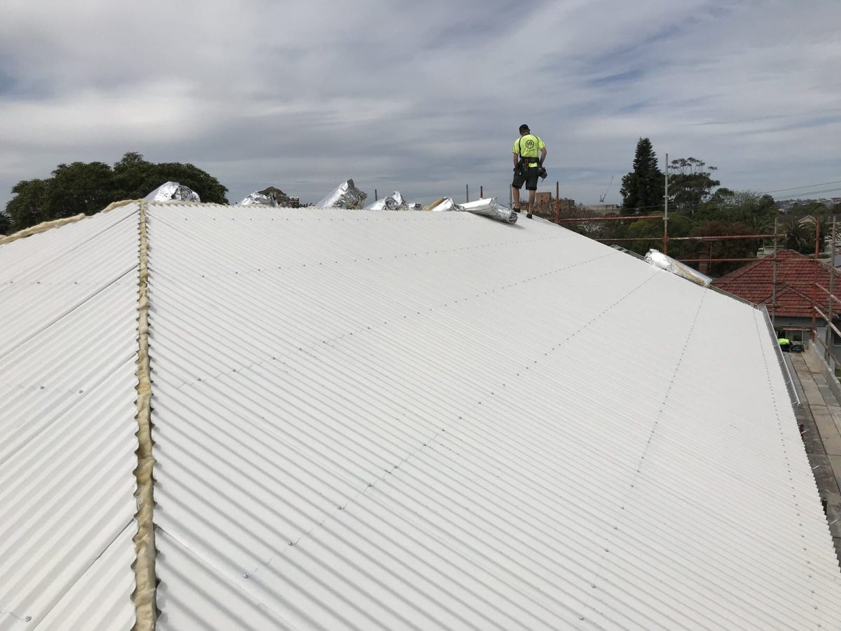 L-Newcastle-Colorbond-roof-installation-7