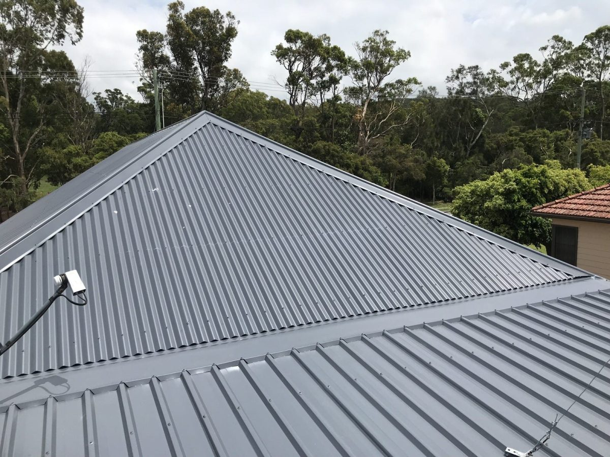 Metal Roofing Services Newcastle Hunter Valley Commercial Colorbond Roofing Company
